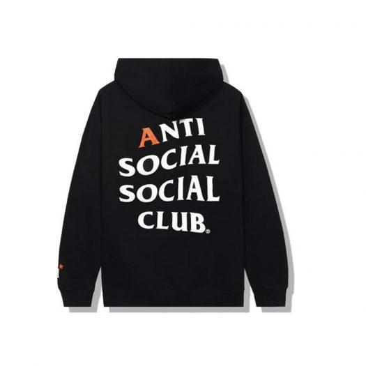 Anti Social Social Club Astro Gaming Hoodie Black