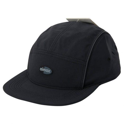 Supreme Nike Air Max Running Hat Black