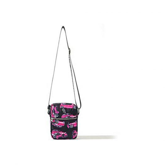 Anti Social Social Club LAMOB Side Bag Black/Pink