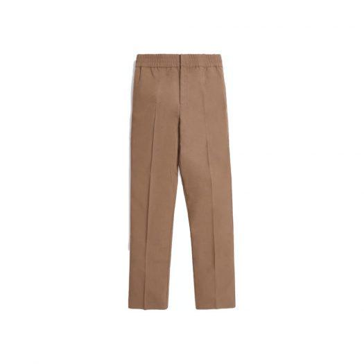 Kith Chatham Wool Pant Dark Tan