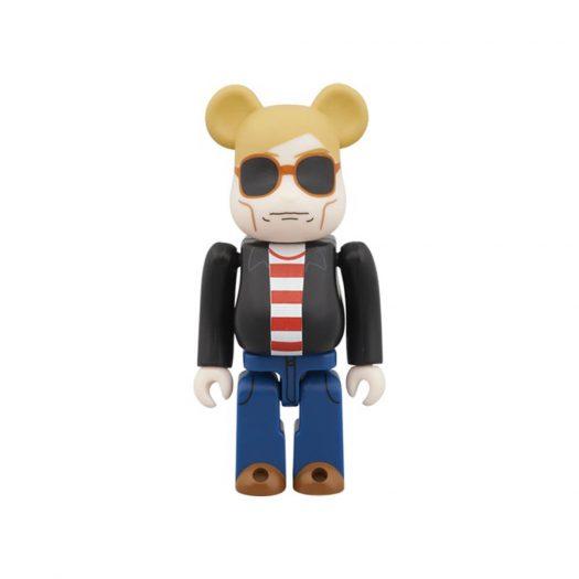 Bearbrick Andy Warhol 60's Style Ver. 100% Beige