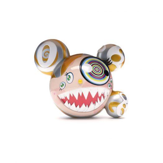 Takashi Murakami Murakami Mr. Dob Figure Gold