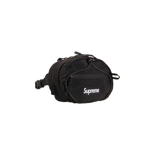 Supreme Waist Bag (FW20) Black