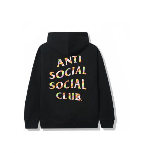Anti Social Social Club Sweeter Then You Think Hoodie Black