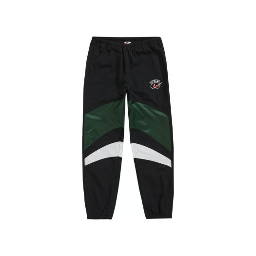 Supreme Nike Warm Up Pant Green