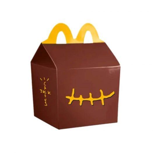 Travis Scott x McDonalds Clutch