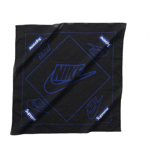Supreme Nike Bandana Black