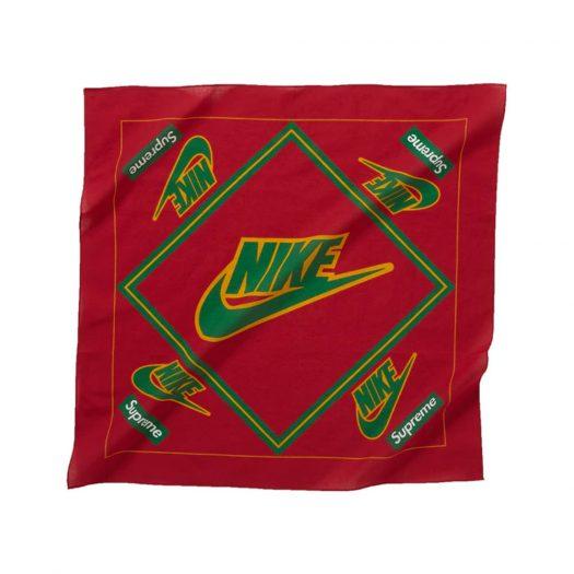Supreme Nike Bandana Red