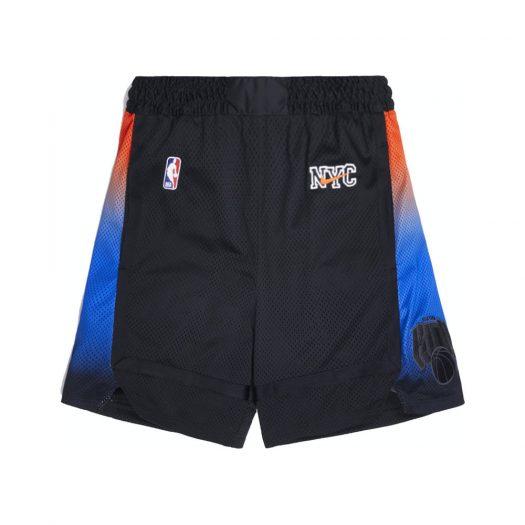 Kith & Nike for New York Knicks Swingman Short Black