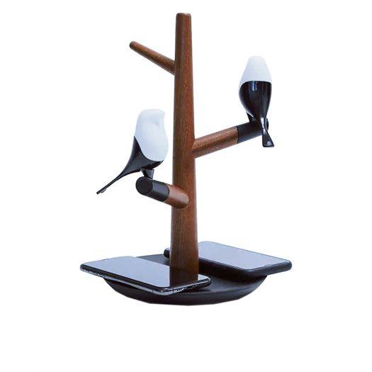 The Tech Bar Bird Qi Lamp Charging Device