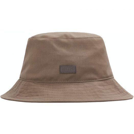 Kith Frawley Bucket Hat Dark Tan