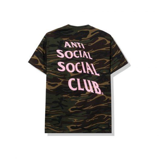 Anti Social Social Club True Colors Tee Camo