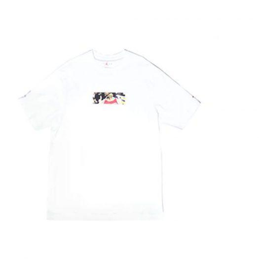 Jordan x Trophy Room T-Shirt White