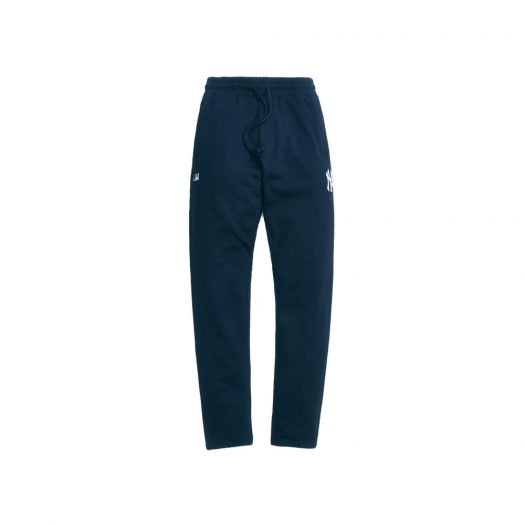 Kith For The New York Yankees Williams Sweatpant Navy