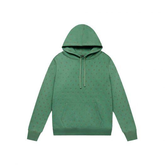 OVO Monogram Hoodie Evergreen