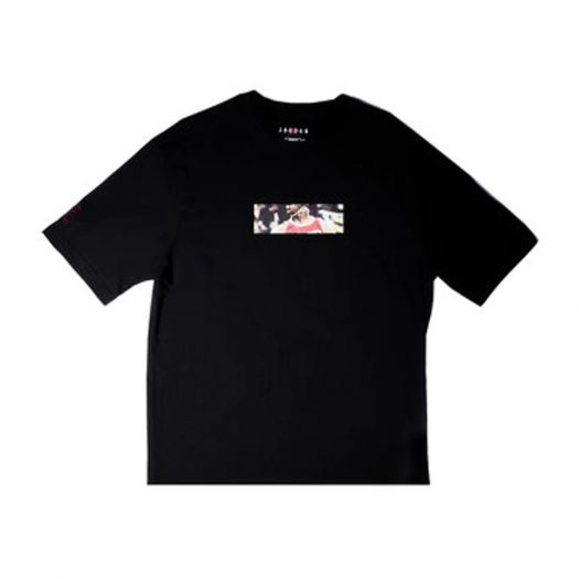 Jordan x Trophy Room T-Shirt Black