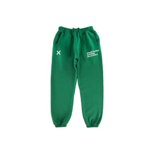 DropX™ Exclusive: StockX Dash Sweatpants Green