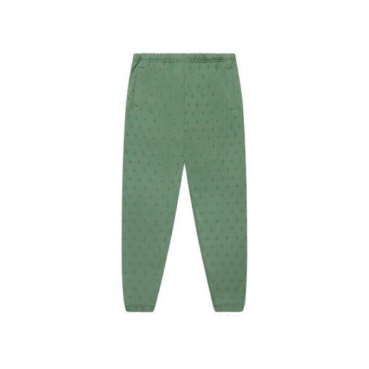 OVO Monogram Sweatpant Evergreen