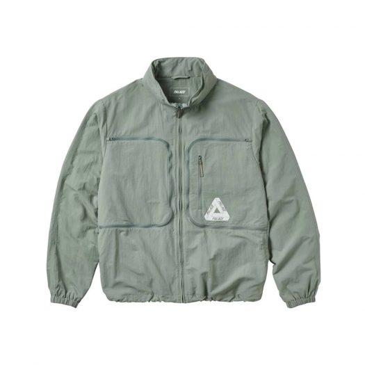 Palace Travel Jacket Slate Grey