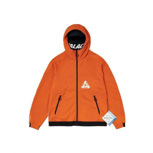 Palace Gore-Tex Masked Soft Shell Jacket Orange