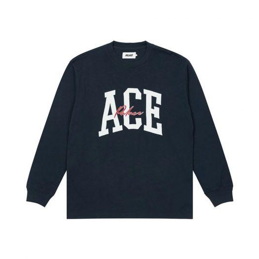 Palace Ace Longsleeve Navy