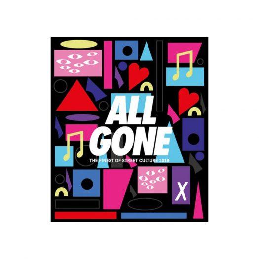 All Gone 2019 Book Black
