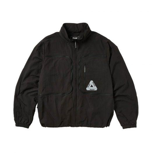 Palace Travel Jacket Black