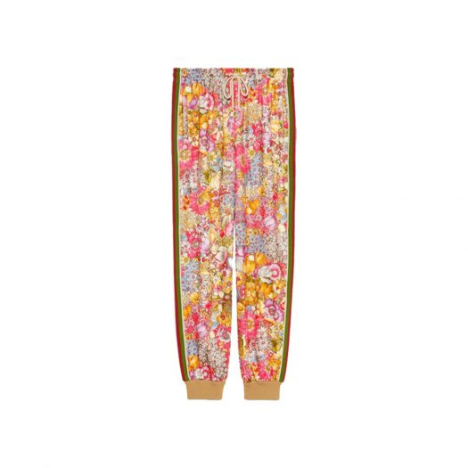 Gucci x The North Face Online Exclusive Jersey Jogging Pant Floral