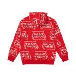 Palace Stella Artois Hood Red/White Towel