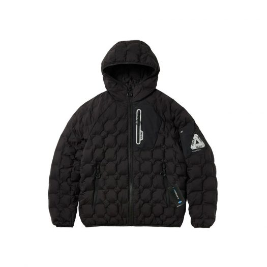 Palace Pertex Lighten Up Down Jacket Black