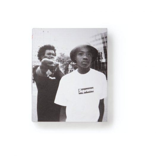 Supreme Vol. 2 Book (With Slipcover) White
