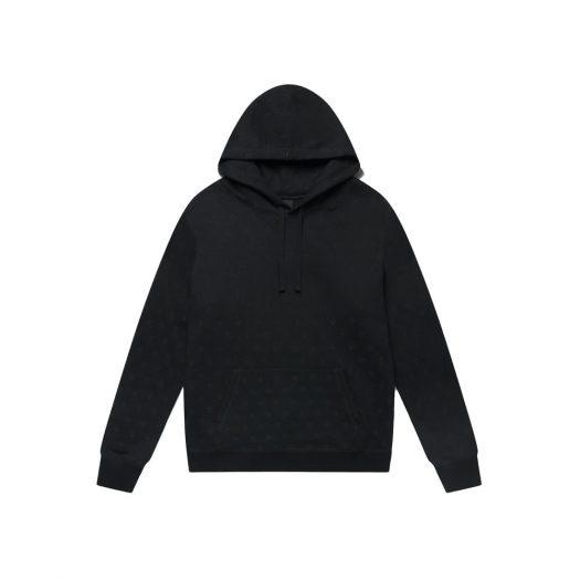 OVO Monogram Hoodie Black