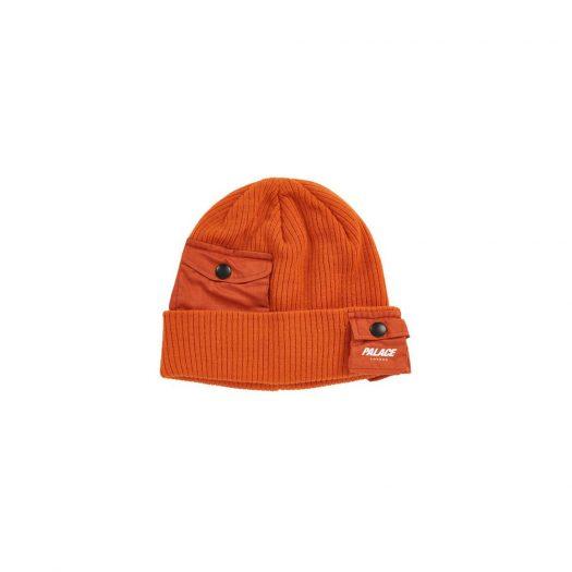 Palace C-Pocket Beanie Orange