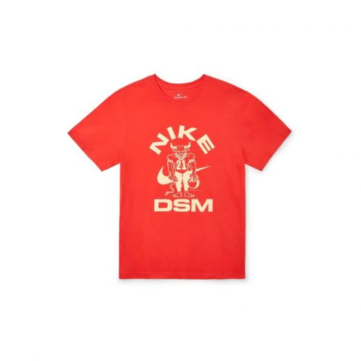 Nike Year of the Ox T-Shirt Red