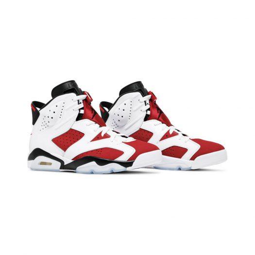 Jordan 6 Retro Carmine (2021)