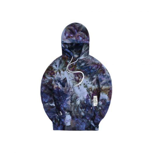 Kith x Advisory Board Crystals Hoodie Storm Dye