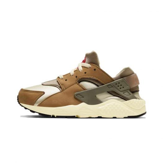 Nike Air Huarache Stussy Desert Oak (2021) (GS)