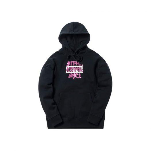 Kith x Krink Hoodie Black