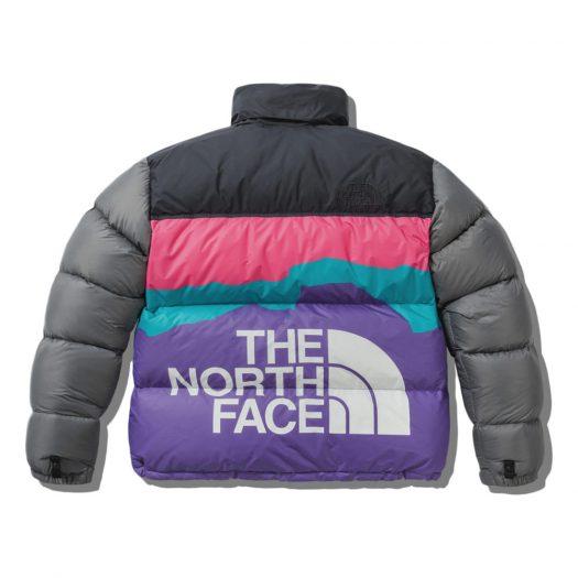 The North Face x Invincible 1996 Retro Nuptse Jacket Multi