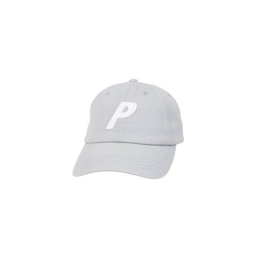 Palace P 6-Panel (SS21) Grey