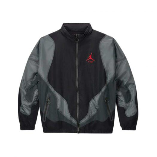OFF-WHITE x Jordan Woven Jacket Black