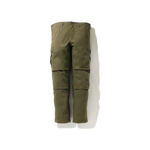 Bape Relaxed 6 Pocket Pants Olivedrab