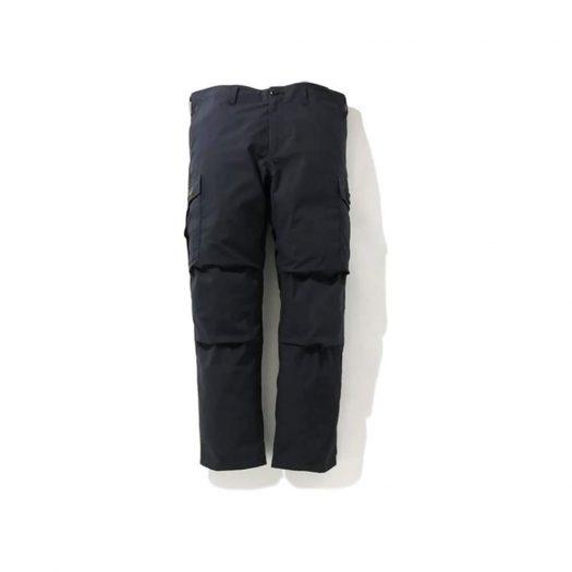Bape Relaxed 6 Pocket Pants Black