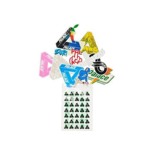 Palace Spring Sticker Pack Multi