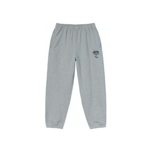Nike x Stussy International Sweatpants Heather Grey