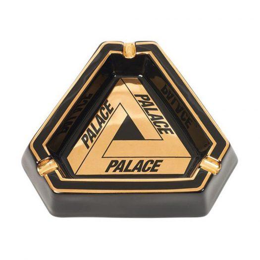 Palace Tri-Ferg Ashtray Black/Gold