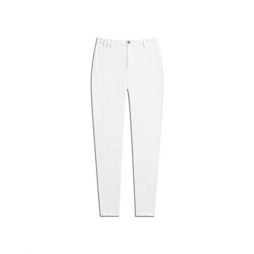 adidas Ivy Park Latex Pants (Plus Size) Core White