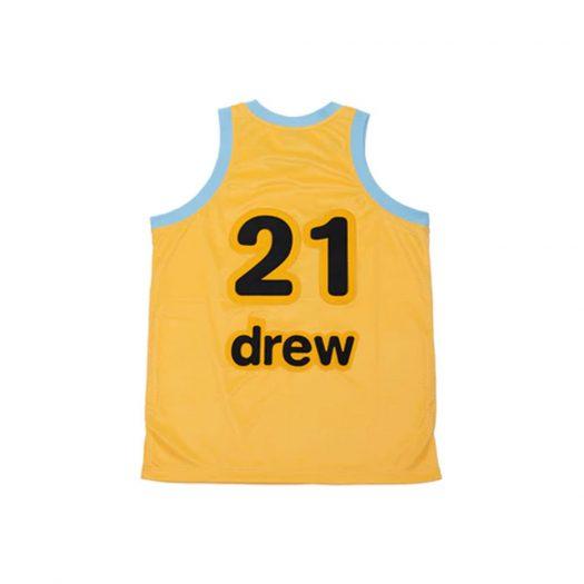 drew house figment basketball jersey tangerine
