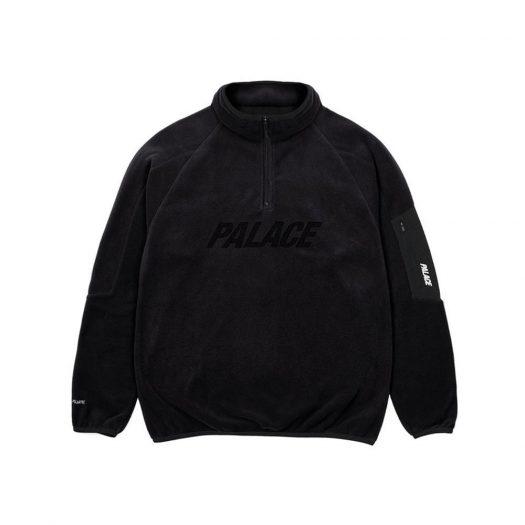 Palace Polartec 1/4 Zip Black