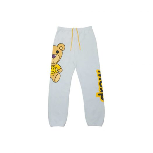 drew house theodore house sweatpant baby blue